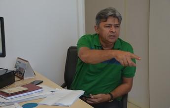 """Presidente do Sousa nega """"contrato fechado"""" entre Palmeiras e Giannotti"""