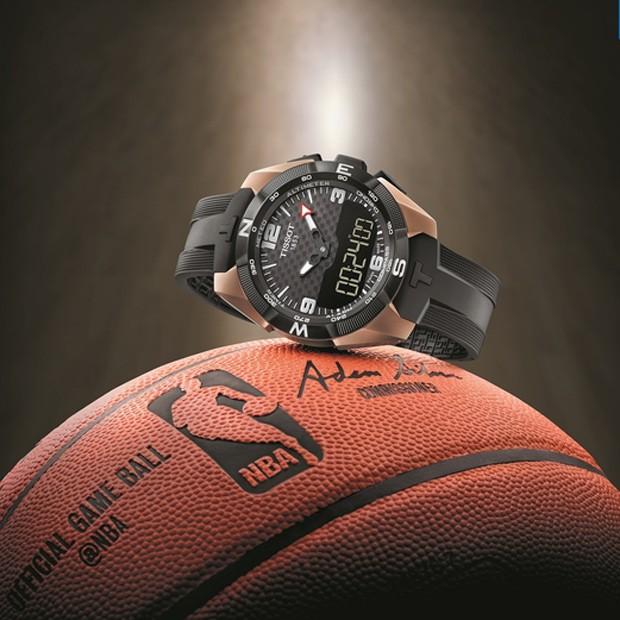 Tissot T-Touch Expert Solar NBA Special Edition (Foto: Divulgação)