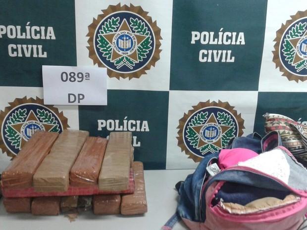 Operação cumpriu 48 mandados, sendo  17 de prisão e 31 de busca e apreensão (Foto: Fabrício Werneck/TV Rio Sul)