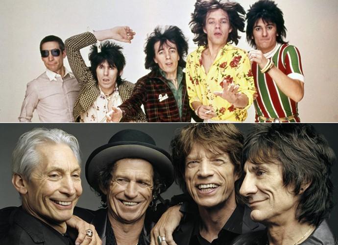 Com 40 anos de estrada, os Rolling Stones continuam em forma!  (Foto: Divulgação)