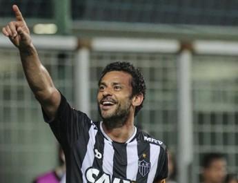 Fred gol Atlético-MG x Vitória (Foto: Bruno Cantini/ Atlético-MG)