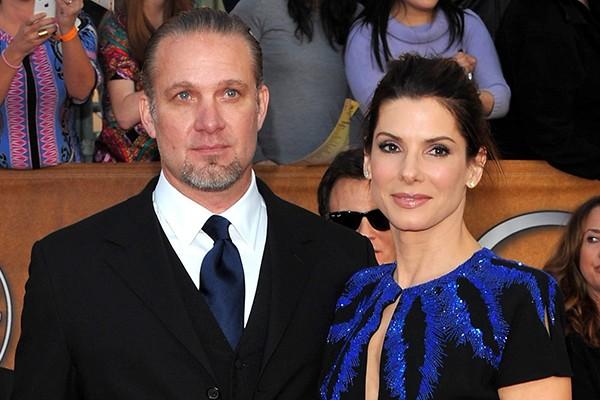 Jesse James e Sandra Bullock (Foto: Getty Images)
