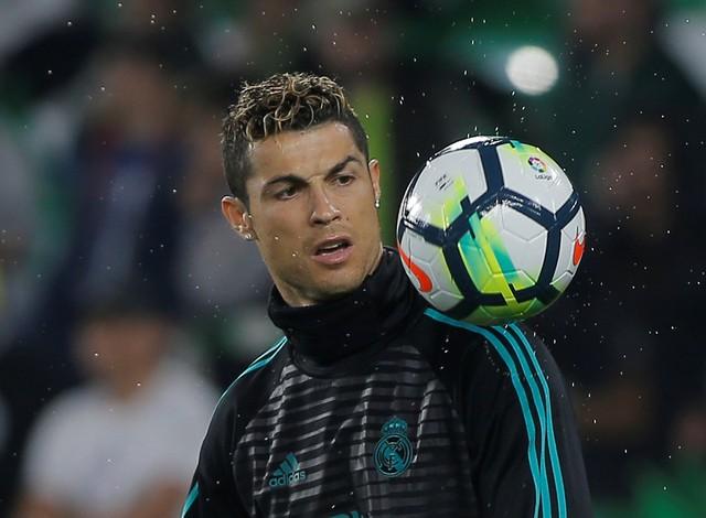 9eae63cf578a0 Betis x Real Madrid - Campeonato Espanhol 2017-2018 - globoesporte.com
