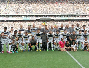 Botafogo Posado, Vasco x Botafogo (Foto: Ivo Gonzalez/Agência O Globo)