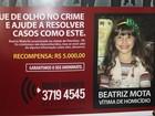 Protesto pede justiça após morte em escola (Yuri Matos/G1)