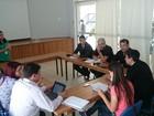 Regras de debate em Sorocaba são definidas em reunião na TV TEM