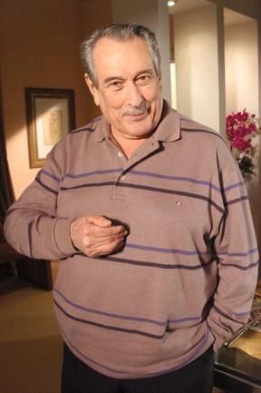 Paulo Goulart (Foto: Renato Rocha Miranda/TV Globo)