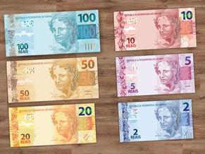 economia; cédulas (Foto: Divulgação)
