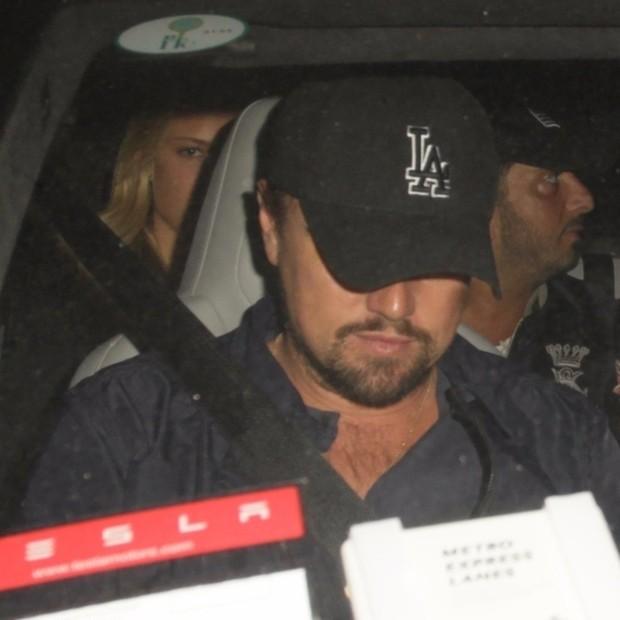 Leo DiCaprio e Toni Garrn (Foto: AKM-GSI)