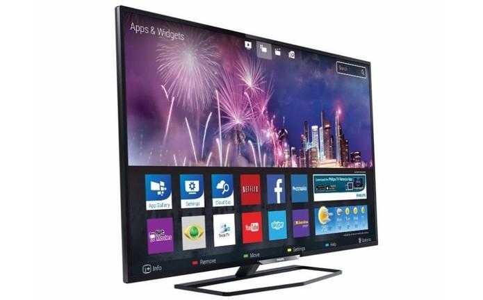 Smart TV da Philips tem tecnologia 3D, Wi-Fi e resolução Full HD (Foto: Divulgação/Philips)