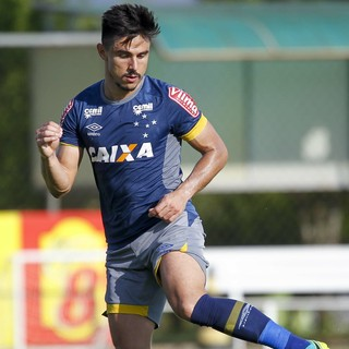 Willian Cruzeiro (Foto: Washington Alves/Light Press)