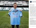 Após deixar Grêmio, Bobô revela destino e é anunciado por Sydney FC
