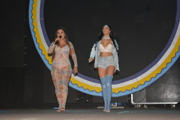 Simone e Simaria (Foto: Felipe Souto Maior/AgNews)