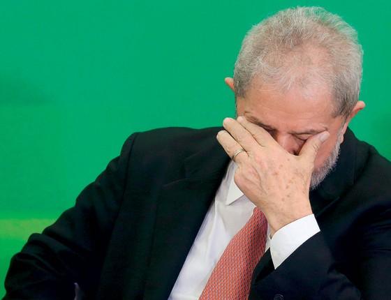O ex-presidente Lula (Foto: Adriano Machado / Reuters)