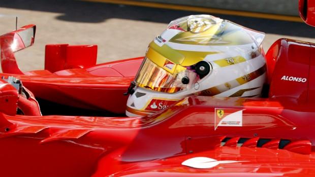 Fernando Alonso, treino GP de Mônaco (Foto: AP)