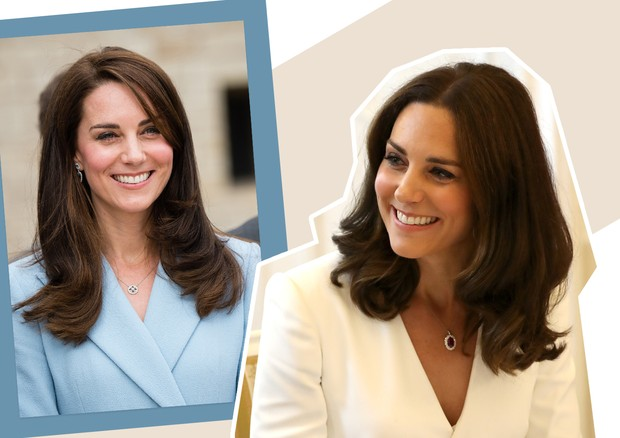 Mudança de cabelo - Kate Middleton (Foto: Jeff Spicer/Chris Jackson/Getty Images)