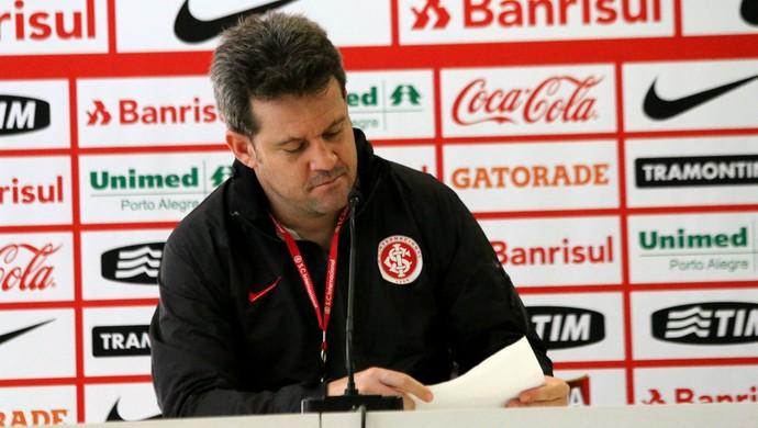 Internacional Inter Argel Fucks  (Foto: Eduardo Deconto/GloboEsporte.com)