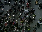 Motoboys têm até fevereiro de 2013 para fazer curso, diz Contran