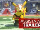 'Pokkén Tournament', game de luta de Pokémons, sai para Wii U em 2016