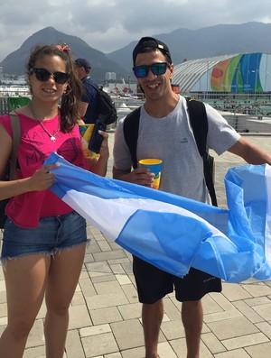 Argentinos Parque Olímpico (Foto: Márcio Mará)