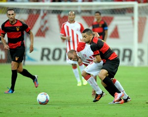náutico x sport (Foto: Aldo Carneiro / Pernambuco Press)