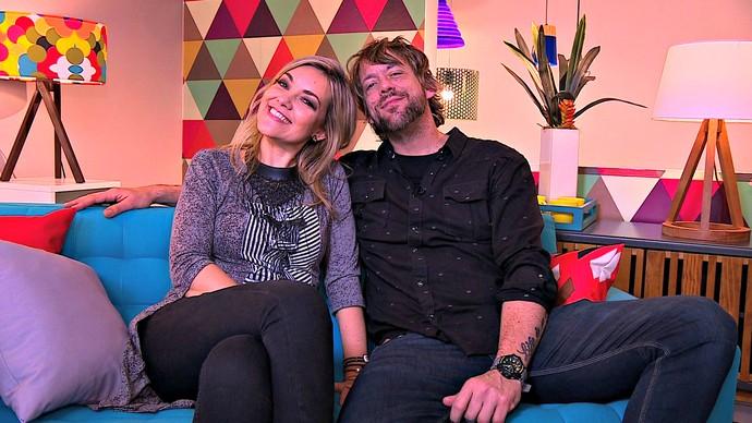 Mistura sentimental com Rodaika Alexandre Fetter consultório relacionamento Paquetá (Foto: Reprodução/RBS TV)