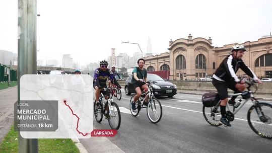 Pico do Jaraguá: pedalada até ponto mais alto de São Paulo é desafio para ciclistas