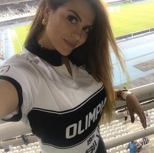 Rossana Torales (Foto: Arquivo pessoal)