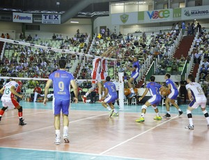 Maringá vôlei Superliga Masculina (Foto: Ziober Maringá/Divulgação)