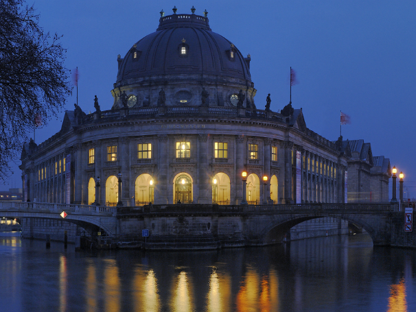Ilha dos Museus abriuga um dos museus mais visitados da cidade de Berlim (Foto: Divulgação)