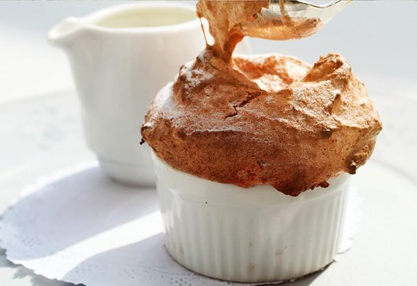 O suflê é a sobremesa perfeita para qualquer refeição (Foto: Divulgação)