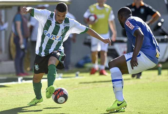América-MG; Cruzeiro; Independência (Foto: Divulgação/AFC)