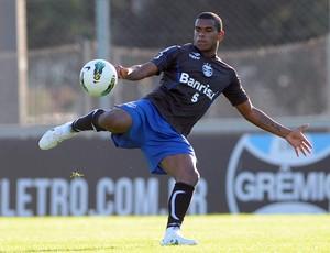 Fernando, volante do Grêmio (Foto: Lucas Uebel/Divulgação, Grêmio)