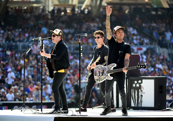 Fall Out Boy (Foto: Getty Images)