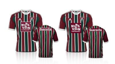 Nova Camisa do Fluminense (Foto: Reprodução / Twitter)