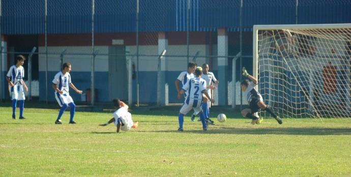 Grêmio Prudente x Assisense, Campeonato Paulista Sub-15 (Foto: Marcos Chicalé / Divulgação)
