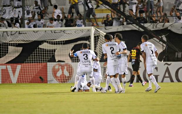 ABC x Sport (Foto: Aldo Carneiro/Pernambuco Press)