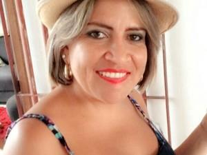 Manicure morre em acidente na BR-101, em Sooretama, ES (Foto: Arquivo Pessoal)