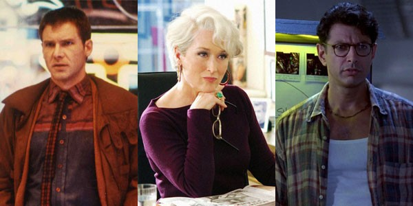 Blade Runner (1982), O Diabo Veste Prada (2006) e Independence Day (1996) tiveram cenas deletadas que mudariam o rumo de suas respectivas tramas (Foto: Divulgação)