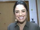Fernanda Vasconcellos vai viver fortes emoções no programa: 'Eu vou chorar?'