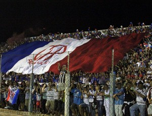 Penapolense x São Bernardo torcida (Foto: Silas Reche/Penapolense)