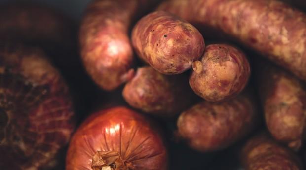 Salsicha, embutido, frigorífico, carne fraca (Foto: Reprodução/Pexels)