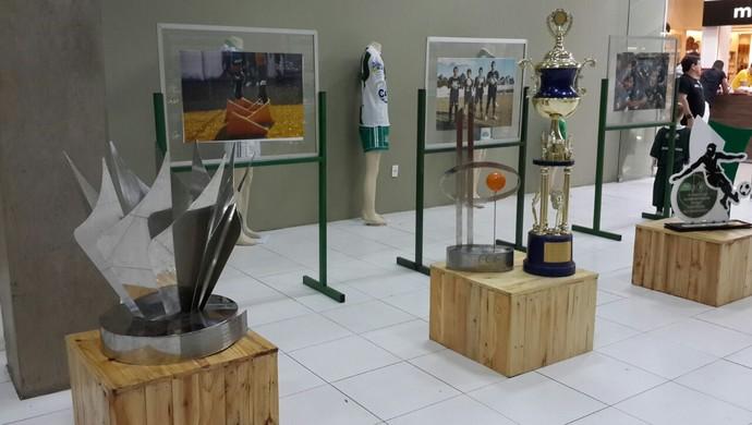 Exposição; Icasa; shopping; Juazeiro do Norte (Foto: Fabiano Rodrigues/TV Verdes Mares)