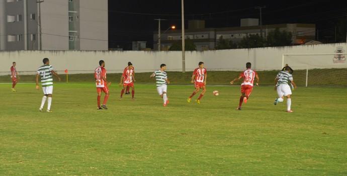 Miramar x Internacional-PB, Estádio Tomazão, 2ª divisão do Campeonato Paraibano (Foto: Larissa Keren / GloboEsporte.com/pb)