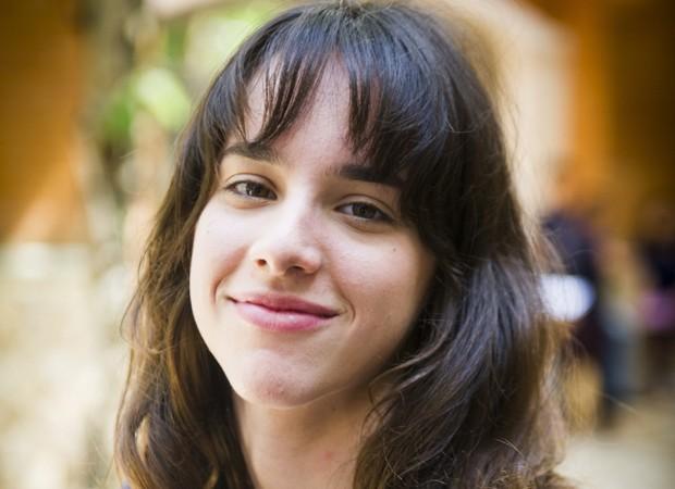 Manoela Aliperti vive Lica (Foto: Divulgação/TV Globo)