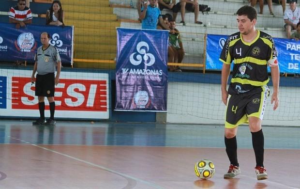 Copa TV Amazonas de Futsal está na sua 15ª edição (Foto: Frank Cunha/ GE AM)