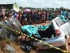 Corpos de vítimas de acidente em BR no PA seguem para IML de Castanhal