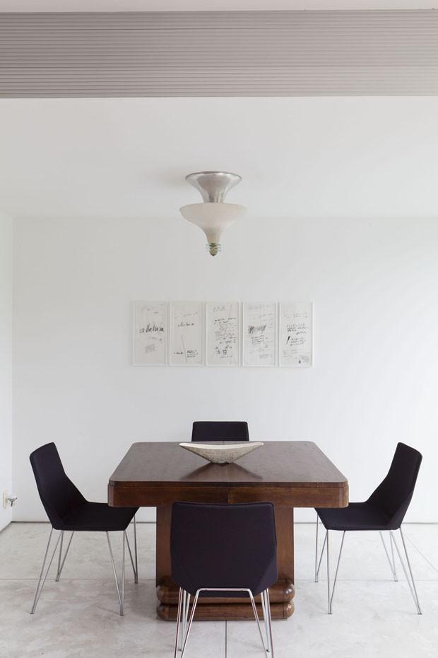 cubo minimalista em s o paulo casa vogue casas. Black Bedroom Furniture Sets. Home Design Ideas