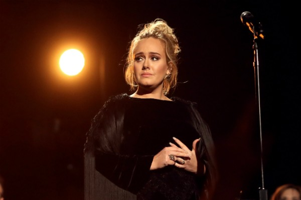 A cantora Adele (Foto: Getty Images)