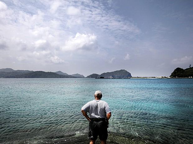 Isolamento social favorece risco de morte entre idosos, diz estudo (Foto: Kosuke Okahara/The New York Times)